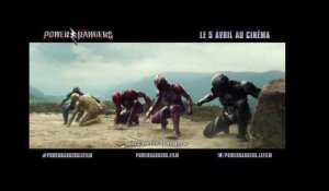 POWER RANGERS - Spot GO - VOST