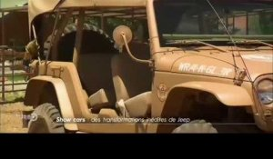 Insolite : 5 concepts Jeep dans le Colorado (Emission Turbo du 27/09/2015)