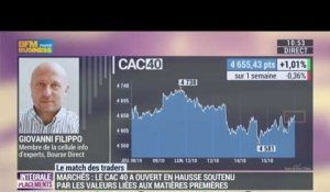 Le Match des Traders: Jean-Louis Cussac VS Giovanni Filippo - 15/10