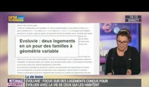 Marie Coeurderoy: Evoluvie, un concept unique de logement modulable - 08/10