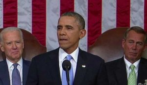 State of the union : Obama contre les inégalités