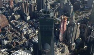 Les premiers locataires du One World Trade Center emménagent à New-York