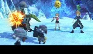 World of Final Fantasy - Bande-annonce TGS 2015