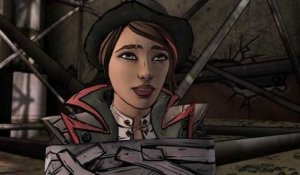 Tales from the Borderlands - Trailer de Lancement Episode 01 : Zer0 Sum