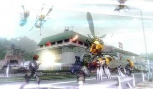 Earth Defense Force 4.1: The Shadow of New Despair - Teaser Trailer