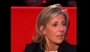 Quand Claire Chazal évoquait son éviction du JT de TF1