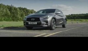 The New Infiniti Q30 Sport Exterior Design Trailer | AutoMotoTV