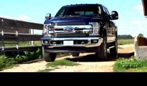 All-new Ford F-250 - Driving Video | AutoMotoTV