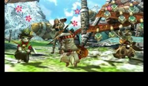 Monster Hunter X - Bande-annonce TGS 2015