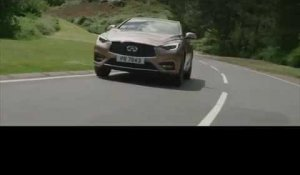 The New Infiniti Q30 Premium Driving Video Trailer | AutoMotoTV