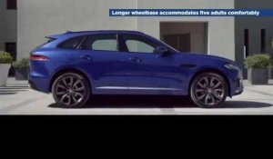 The All-New Jaguar F-PACE - Everyday Usability | AutoMotoTV