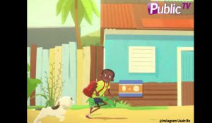 The boy who learned to fly : Une animation inspirée d'Usain Bolt !