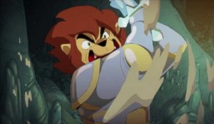 Monster Boy and the Cursed Kingdom - Bande-annonce gamescom 2016