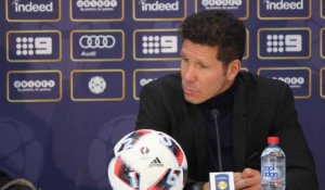Atl Madrid - Simeone : ''La passion avant tout''