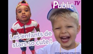 Les enfants de stars So Cute !