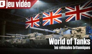 World of Tanks - Les britanniques (PS4)