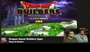 Dragon Quest Builders - GK Live