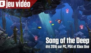 Song of the Deep - Bande-annonce