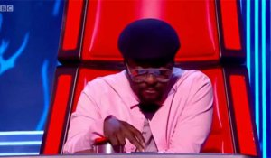Will.i.am buzze un candidat par erreur dans The Voice UK
