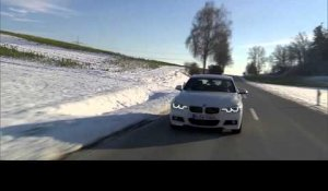 The new BMW 330e Driving Video in the Country Trailer | AutoMotoTV