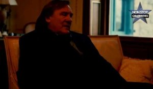 Gérard Depardieu regrette Welcome to New York !