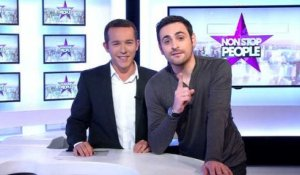 Camille Combal invité de Media People sur Non Stop People
