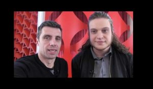 Mister Emma rencontre Phorin (The Voice Belgique 2016)