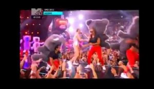 MTV VMA 2013 : Miley Cyrus trash et censurée