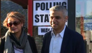 GB/Election du maire de Londres: Sadiq Khan favori