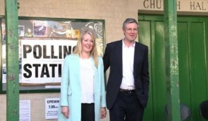 GB/Election du maire de Londres: Zac Goldsmith a voté