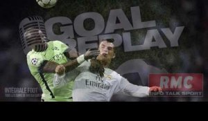 Real Madrid-Manchester City - Le Goal Replay avec le son RMC Sport