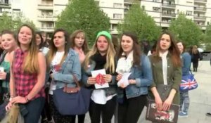 Les One Direction enflamment Bercy