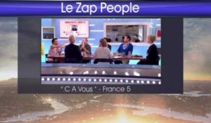 Zap People : A. Sublet surprend C. Hanouna