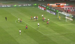 Chine - Le superbe but de Gervinho !