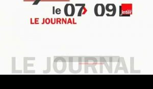 Le journal de 8h00 du 29 avril 2016 - Bernadette Chamonaz