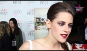 Kristen Stewart assume son succès dans Twilight