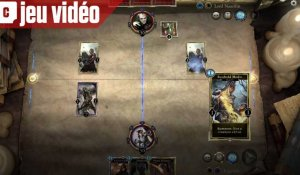 The Elder Scrolls legends - Un peu de gameplay