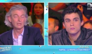 Verdez refuse de serrer la main à Martial ! -Zapping People du 11/05/2016