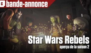 Star Wars Rebels - Season Two - Bande-annonce