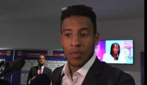 Ligue 1 - Lyon: Interview d'après match de Corentin Tolisso