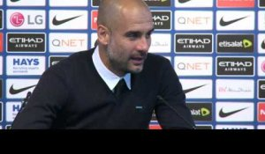 Man City - Guardiola attend Old Trafford avec impatience