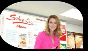Céline Dion paie l'addition des clients d'un restaurant !
