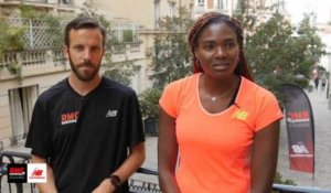 RMC Running Sessions, Muriel et Julien
