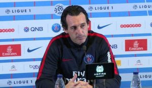 Ligue 1 - Paris SG: Unai Emery parle de l'absence de H. Ben Arfa