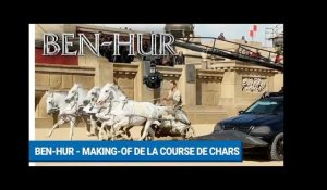 BEN-HUR - Making-of de la course de chars