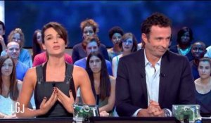 Le grand journal, Canal + : les excuses d'Ornella Fleury à Jonah Hill