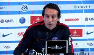 Ligue 1 - Paris SG: Unai Emery s'exprime sur les concurrents du psg