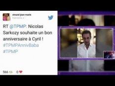 Tpmp Nicolas Sarkozy Souhaite Un Joyeux Anniversaire A Cyril