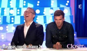 On n'est pas couché - Marc-Antoine Le Bret imite à la perfection Yann Moix