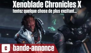 Xenoblade Chronicles X - Bande-annonce